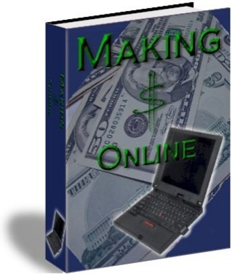 Product picture Making Money Online